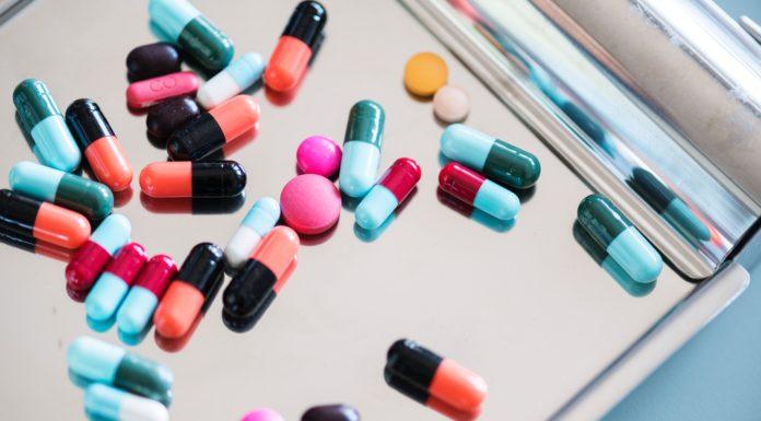 drug capsules