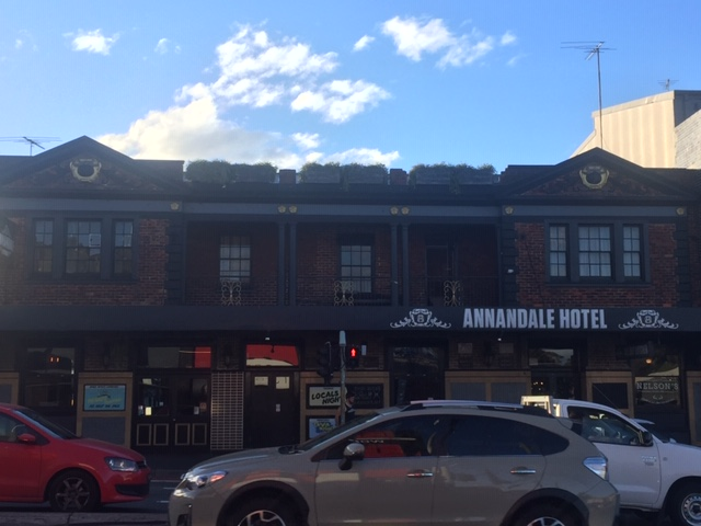The Annandale