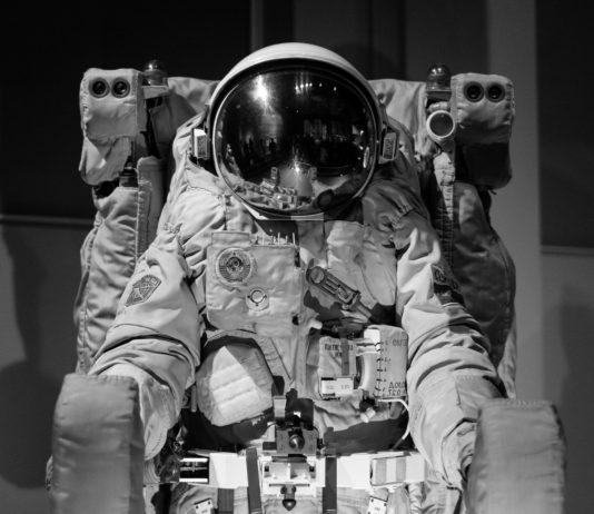 Photo of Astronaut by Nicola Gypsicola