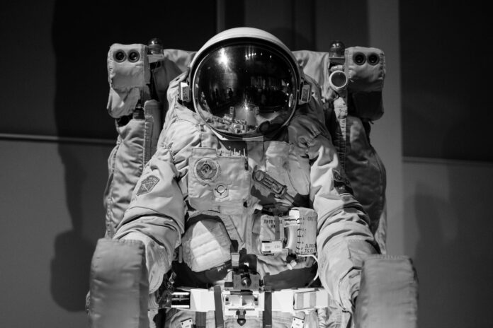 Photo of Astronaut by Nicola Gypsicola